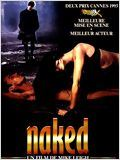 Naked : Affiche