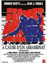 A cause d'un assassinat : Affiche