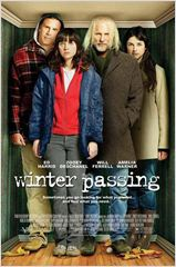 Winter passing : Affiche