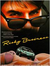 Risky Business : Affiche