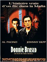 Donnie Brasco : Affiche