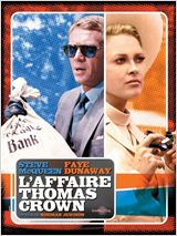 L'Affaire Thomas Crown : Affiche