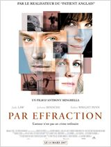 Par effraction : Affiche