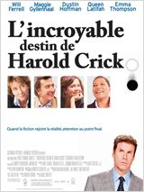 L'Incroyable destin de Harold Crick : Affiche