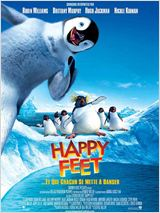 Happy Feet : Affiche