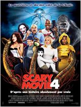 Scary Movie 4 : Affiche