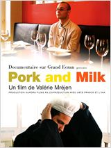 Pork and milk : Affiche