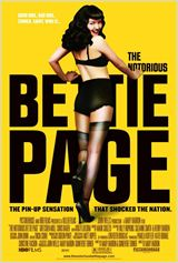The Notorious Bettie Page : Affiche
