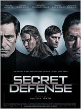 Secret Défense : Affiche