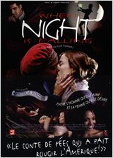 When night is falling : Affiche