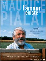 Maurice Pialat, l'amour existe : Affiche