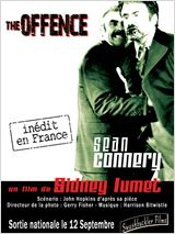 The Offence : Affiche