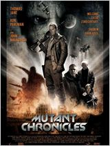 The Mutant Chronicles : Affiche