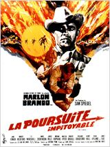 La Poursuite impitoyable : Affiche