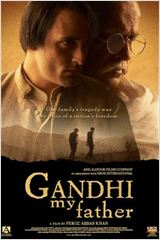 Gandhi, My Father : Affiche