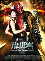 Hellboy II les légions d'or maudites : Affiche