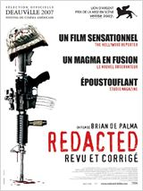 Redacted : Affiche