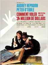 Comment voler un million de dollars : Affiche
