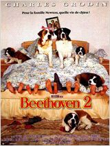 Beethoven 2 : Affiche