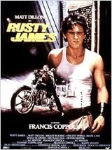 Rusty James : Affiche