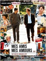 Mes amis, mes amours : Affiche