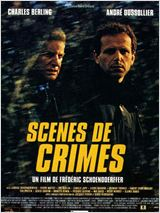 Scènes de crimes : Affiche