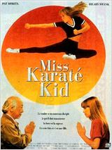 Miss Karaté Kid : Affiche