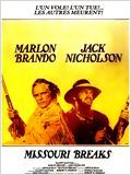 Missouri Breaks : Affiche