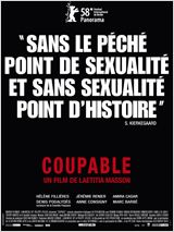 Coupable : Affiche