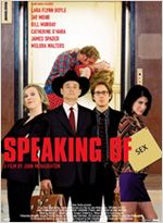 Speaking of Sex : Affiche