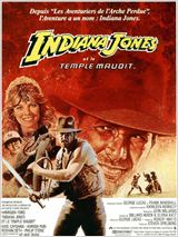 Indiana Jones et le Temple maudit : Affiche