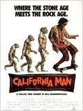 California Man : Affiche
