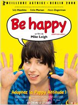Be Happy : Affiche
