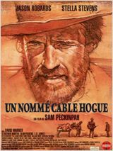 Un nommé Cable Hogue : Affiche