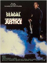 Justice sauvage : Affiche