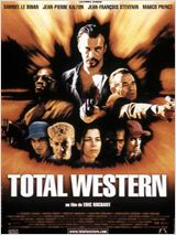 Total Western : Affiche