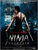 Ninja Assassin : Affiche