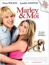 Marley & moi : Affiche