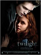 Twilight - Chapitre 1 : fascination : Affiche