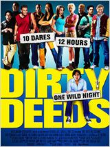 Dirty Deeds : Affiche