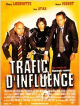 Trafic d'influence : Affiche