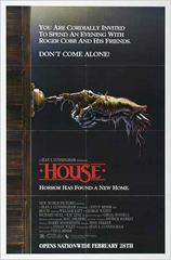House : Affiche