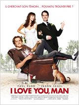 I Love You, Man : Affiche