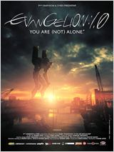 Evangelion : 1.0 You Are (Not) Alone : Affiche