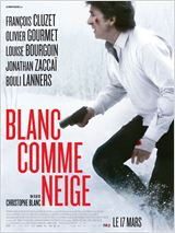 Blanc comme neige : Affiche