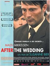 After the wedding : Affiche
