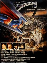 Superman II : Affiche