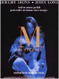 M. Butterfly : Affiche