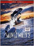 Sauvez Willy 2 : Affiche