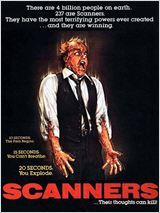Scanners : Affiche